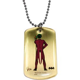 Joker Dog Tag