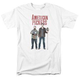 American Pickers American Profit Short Sleeve Adult T-Shirt