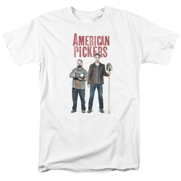 American Pickers American Profit Short Sleeve Adult T-Shirt