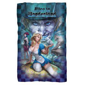 Zenescope Alice Fleece Blanket