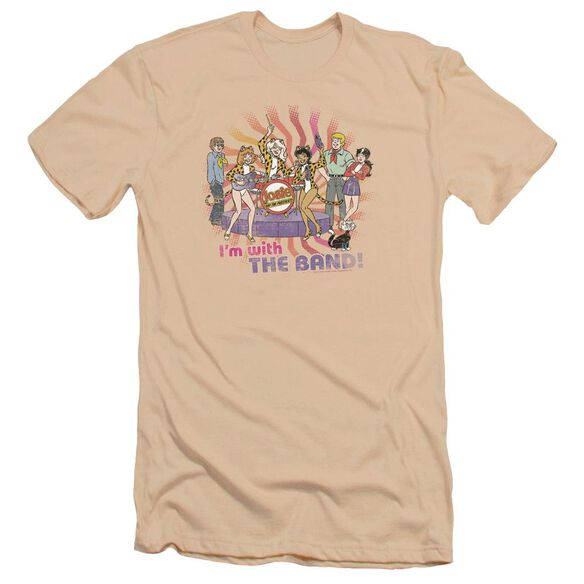 Archie Comics With The Band Premuim Canvas Adult Slim Fit