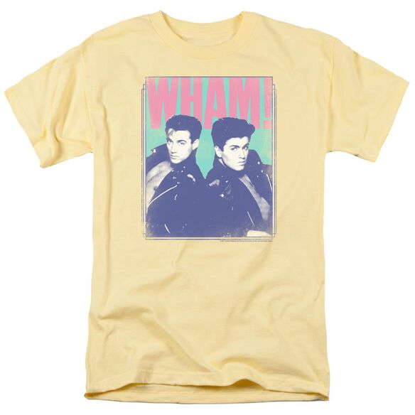 Wham Fantastic Wham Short Sleeve Adult T-Shirt