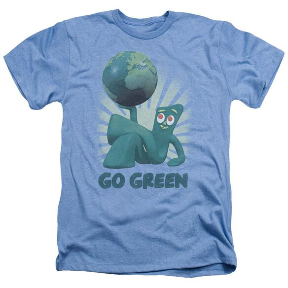 Gumby Go Green Adult Heather Light