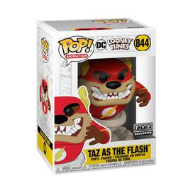 Funko Pop! DC Looney Tunes: Taz as The Flash