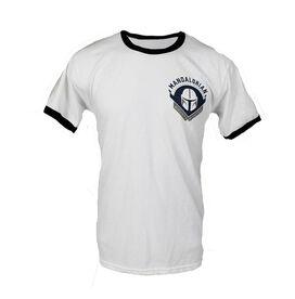 Star Wars - The Mandalorian Ringer T-Shirt