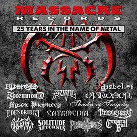 Various Artists - 25 Years In Metal / Various