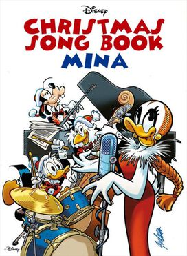 Mina - Christmas Song Book