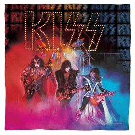 Kiss Stage Lights Bandana