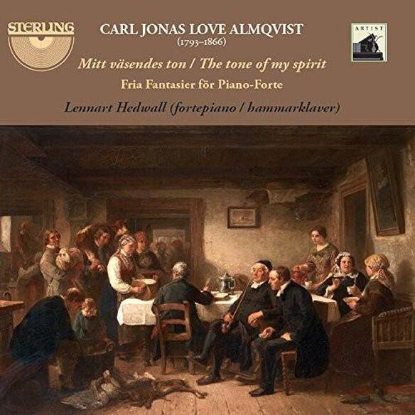 Almqvist: Fria Fantasier For Piano Forte