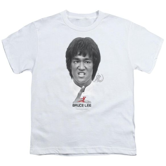 Bruce Lee Self Help Short Sleeve Youth T-Shirt