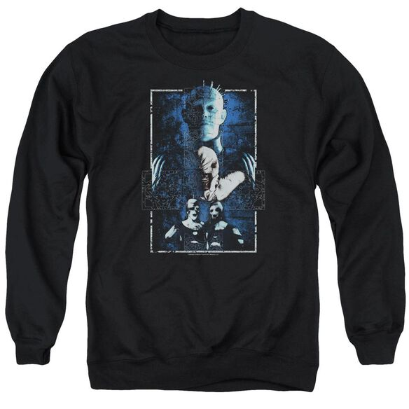 Hellraiser Cenobites Adult Crewneck Sweatshirt