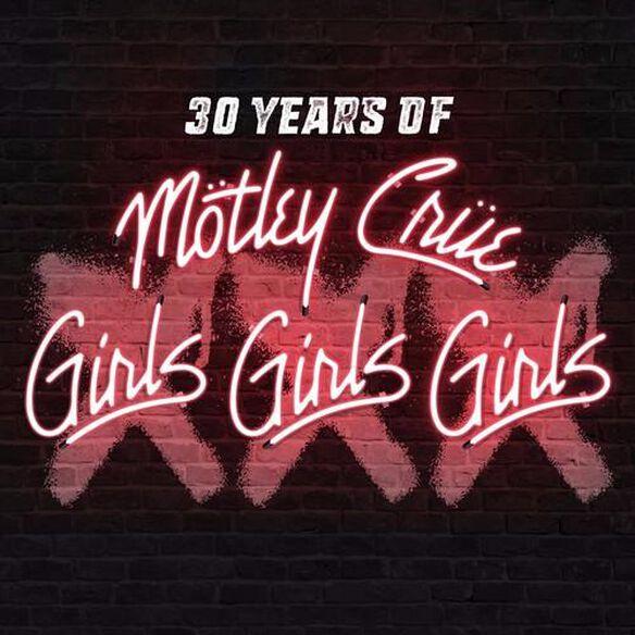 Xxx: 30 Years Of Girls Girls Girls (W/Dvd) (Dig)