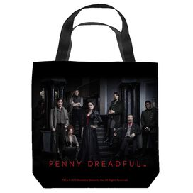 Penny Dreadful Stair Cast Tote