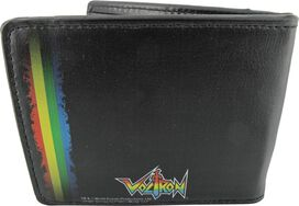 Voltron Lion Head Symbol Wallet