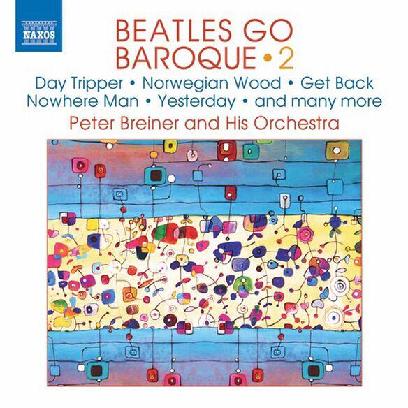 Breiner - Beatles Go Baroque Again