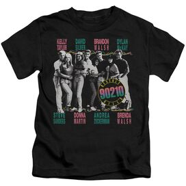 90210 We Got It Short Sleeve Juvenile Black T-Shirt