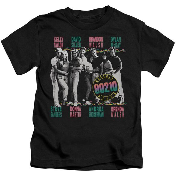 90210 We Got It Short Sleeve Juvenile Black T-Shirt