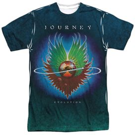 Journey Evolution Sub Short Sleeve Adult Poly Crew T-Shirt