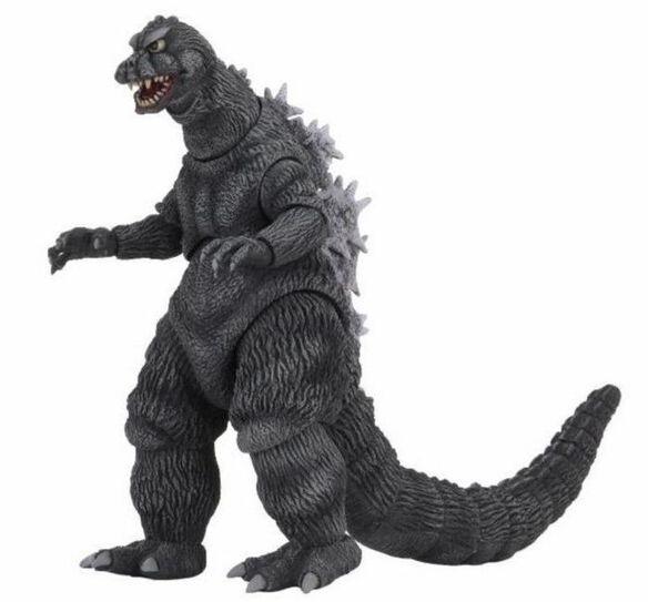 NECA Mothra vs Godzilla 1964 Godzilla Action Figure
