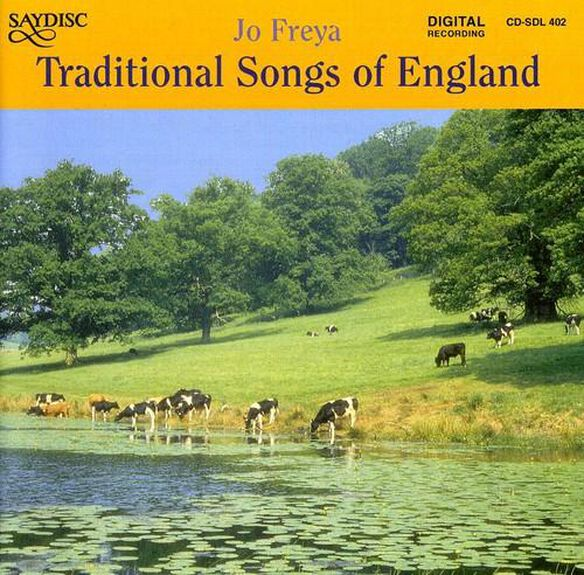 Traditional Songs Of England / Various