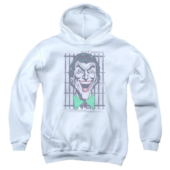 Dc Criminal Youth Pull Over Hoodie