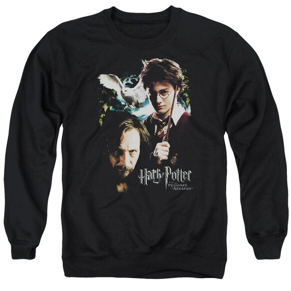 Harry Potter Harry And Sirius Adult Crewneck Sweatshirt