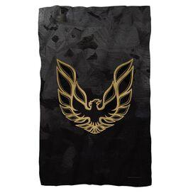 Pontiac Galvanized Firebird Fleece Blanket
