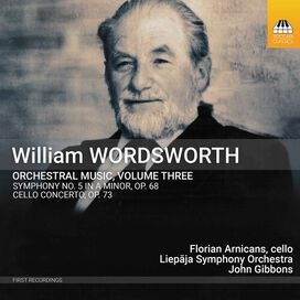 Wordsworth/ Arnicans/ Liepaja Symphony Orchestra - Orchestral Music 3
