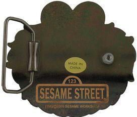 Sesame Street Cookie Monster Buckle