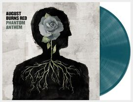 August Burns Red - Phantom Anthem [Exclusive Sea Blue Vinyl]