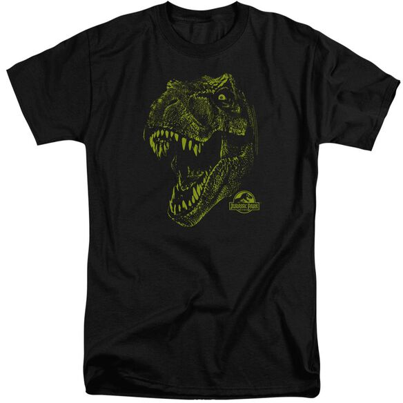 Jurassic Park Rex Mount Short Sleeve Adult Tall T-Shirt