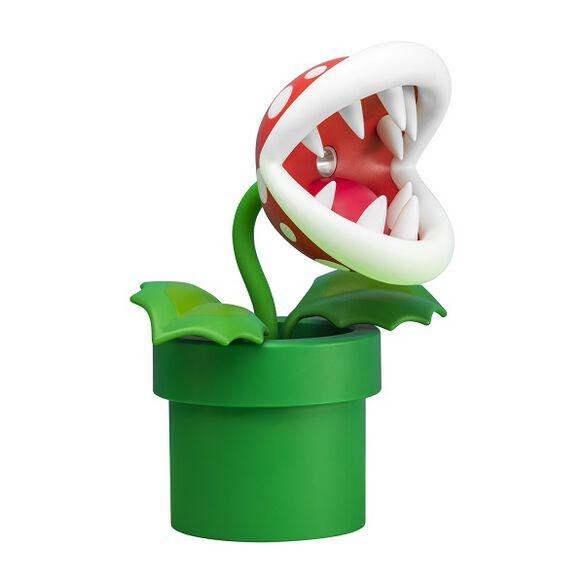 Super Mario Plant Posable Lamp