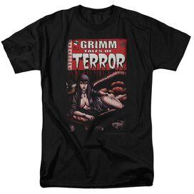 Zenoscope Terror Cover Short Sleeve Adult T-Shirt