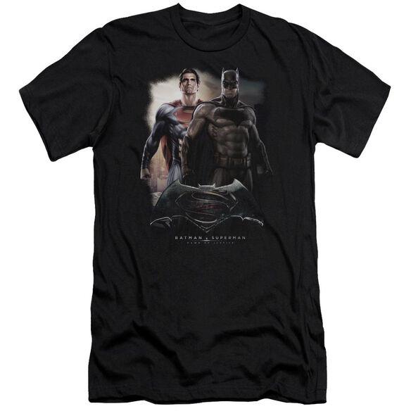 Batman Vs Superman Dawn Short Sleeve Adult T-Shirt