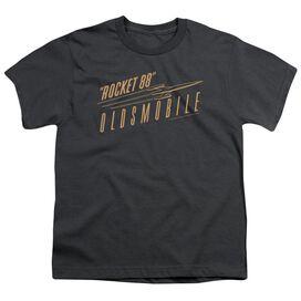 Oldsmobile Retro 88 Short Sleeve Youth T-Shirt