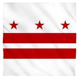 Washington D.C. Flag Bandana