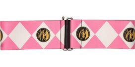 Power Rangers Pink Uniform Cinch Waist Belt