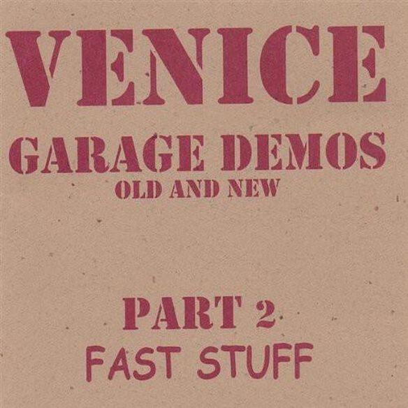 Garage Demos Pt. 1 Slow Stuff