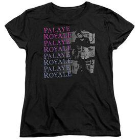Palaye Royale Torn Short Sleeve Womens Tee T-Shirt