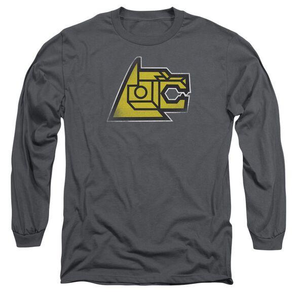 Voltron Lion Symbol Long Sleeve Adult T-Shirt