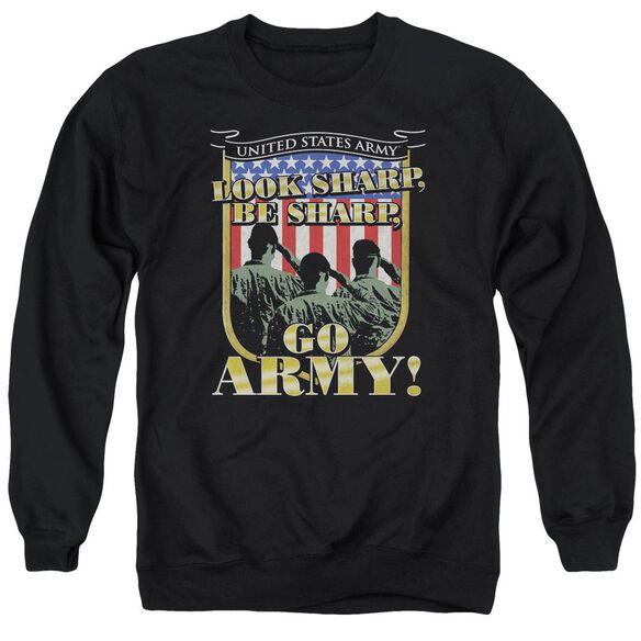 Army Go Army Adult Crewneck Sweatshirt