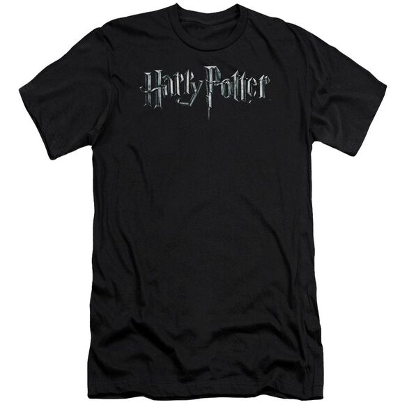 Harry Potter Logo Short Sleeve Adult T-Shirt
