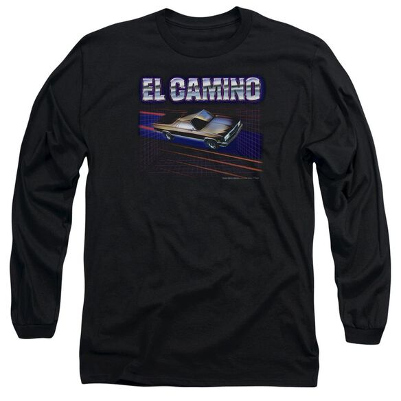 Chevrolet El Camino 85 Long Sleeve Adult T-Shirt
