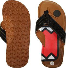 Domo Kun Face Sandals