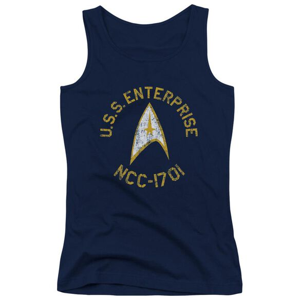 Star Trek Collegiate Juniors Tank Top
