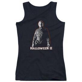 Halloween Ii Michael Myers Juniors Tank Top