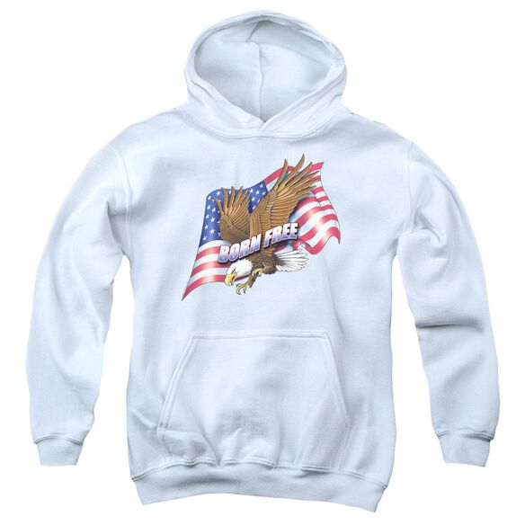 Born Free Youth Pull Over Hoodie
