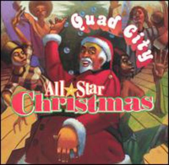 Quad City: All Star Christmas / Various (Mod)