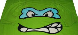 Ninja Turtles Leonardo Blanket