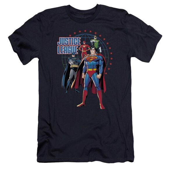 Jla Protectors Premuim Canvas Adult Slim Fit